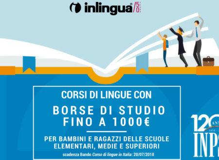 corso di lingue in Italia INPS