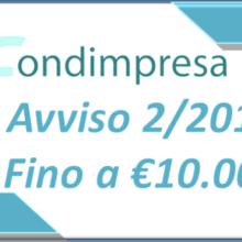 Pubblicato l'avviso Fondimpresa 2/2018 per le PMI