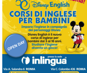 Disney english inlingua Roma