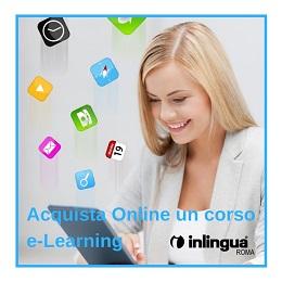 Aquista subito un corso di lingua e-learning interattivo