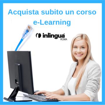 Acquista subito un corso di lingua e-learning interattivo