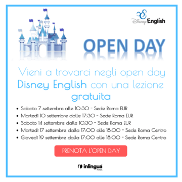 Open Day Disney